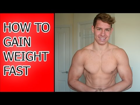 How To Gain Weight Fast For Skinny Guys & Teenagers