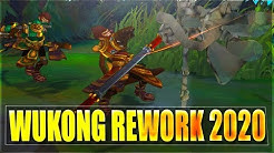 WUKONG REWORK 2020 Gameplay Guide - League of Legends