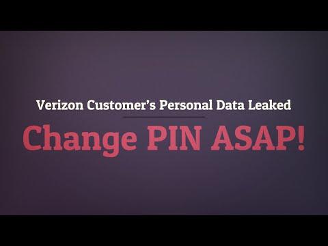 14 Million Verizon Customer's Personal Data Leaked
