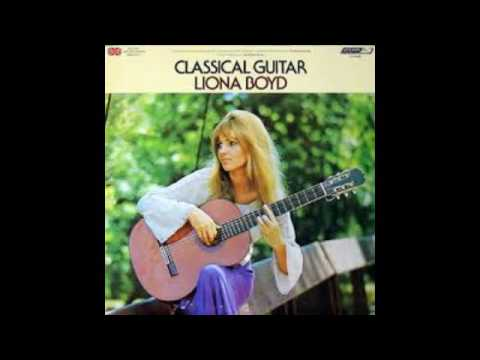 Liona Boyd ‎– Classical Guitar - 1974 - full vinyl album