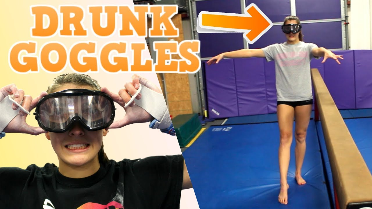 testing-drunk-goggles-at-the-gym