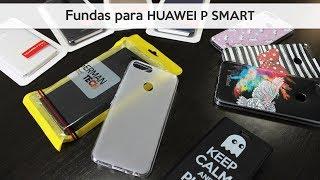 Fundas para Huawei P Smart: ¡Protege con estilo!