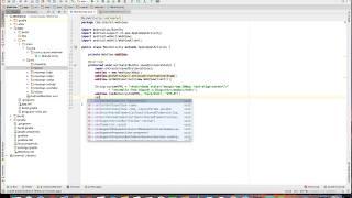 Chargez du Code HTML au sein d'une WebView sous Android