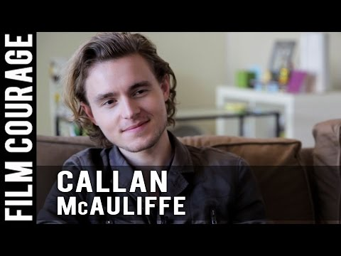 Callan McAuliffe Reveals His Dream Acting Role & A Lot More [FULL INTERVIEW]
