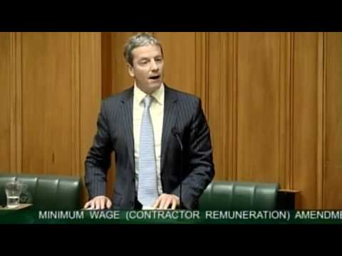 Minimum Wage (Contractor Remuneration) Amendment Bill Committee Stage taken as one debate - Part 25
