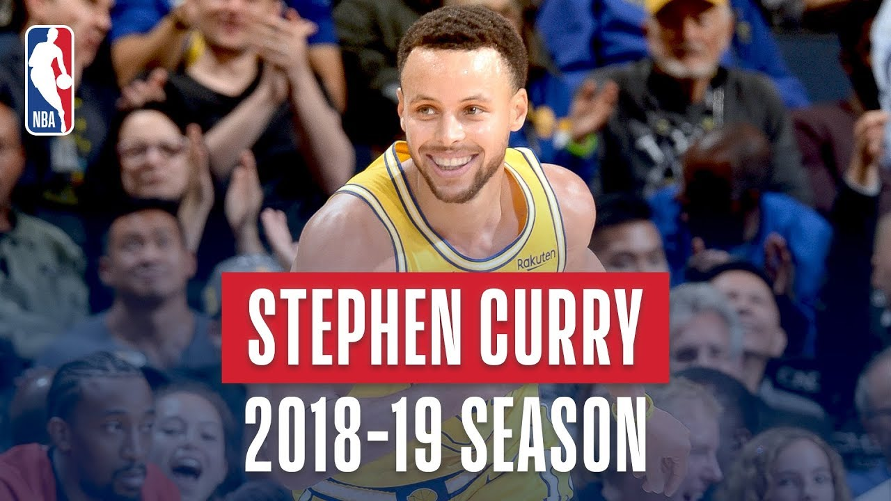 37010e153951 Stephen Curry s Best Plays From the 2018-19 NBA Regular Season - YouTube
