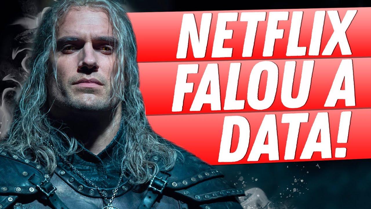 Download Netflix revelou data de LANÇAMENTO da NOVA temporada de The Witcher e mais DETALHES!