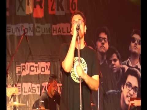 Anupam Roy live @ ELIXIR 2k16 Part-2