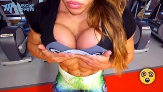 No Words About Steroids - Nataliya Kuznetsova | Muscle Madness