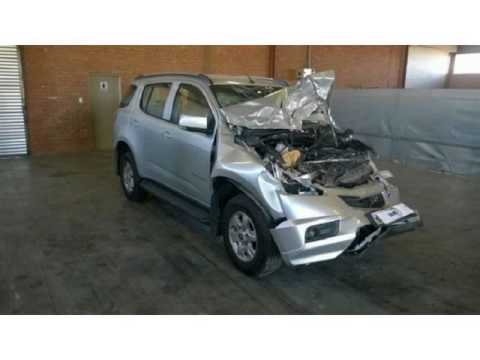 2013 Chevrolet Trailblazer 2 4 Code 3 Parts Available Auto For Sale On Auto Trader South Africa