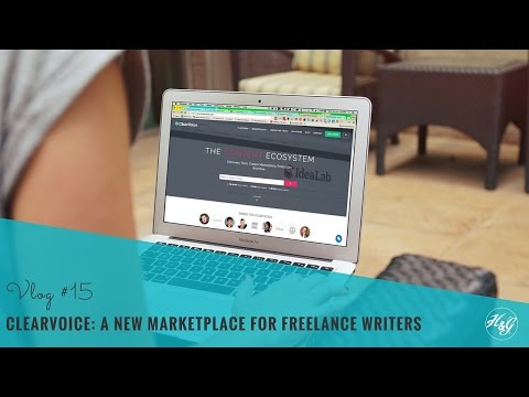 ClearVoice: A new marketplace for freelance writers