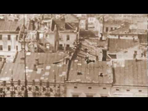 Nowy Sącz 1945 - Stare Miasto