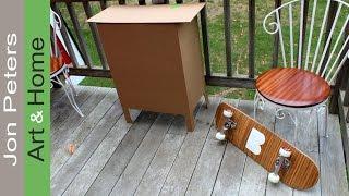 Why Make A Furniture Model & Q&a On The Beme Skateboard