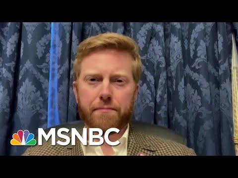 Rep. Meijer Says Decision To Support Impeachment Was A 'Vote Of Conscience'   Hallie Jackson   MSNBC