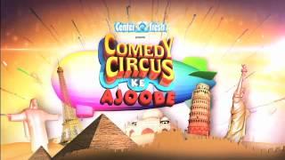 Akshay Kumar Promotes OMG Oh My God Movie On Comedy Circus Ke Ajoobe