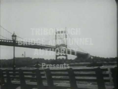 Triborough Bridge Opens: July 11, 1936
