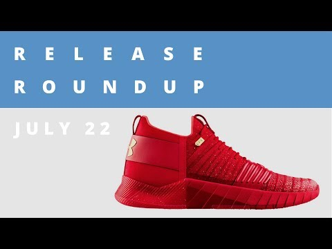 Cam Newton's New Under Armour C1N and More | Release Roundup July 22nd