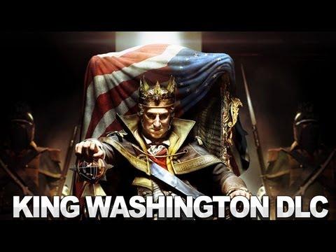 Assassin's Creed 3 - King Washington DLC Trailer - YouTube