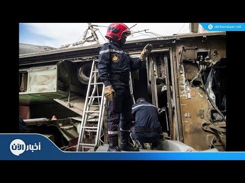 السكك الحديد المغربية تنفي مسؤوليتها عن حادث القطار  - نشر قبل 5 ساعة