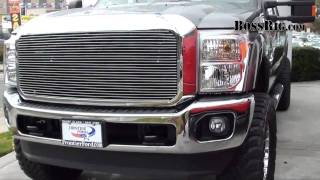 2011 Ford F250 Super Duty 4x4 Custom Suspension 6.7 Powerstroke Diesel