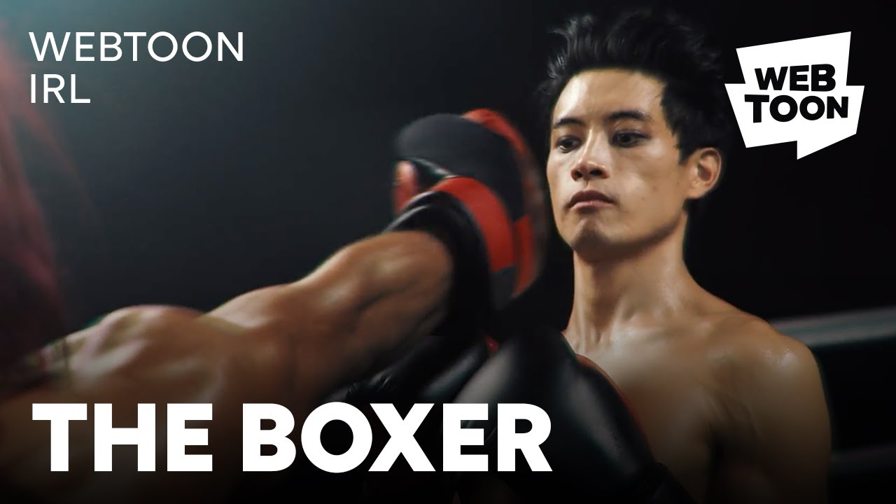 A MONSTER IN THE RING | The Boxer (Live Action ft. ISMAHAWK)