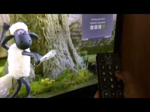 How to Find Parental Lock Password for Most TV's by Wealdstone_Raia YoutubeRed