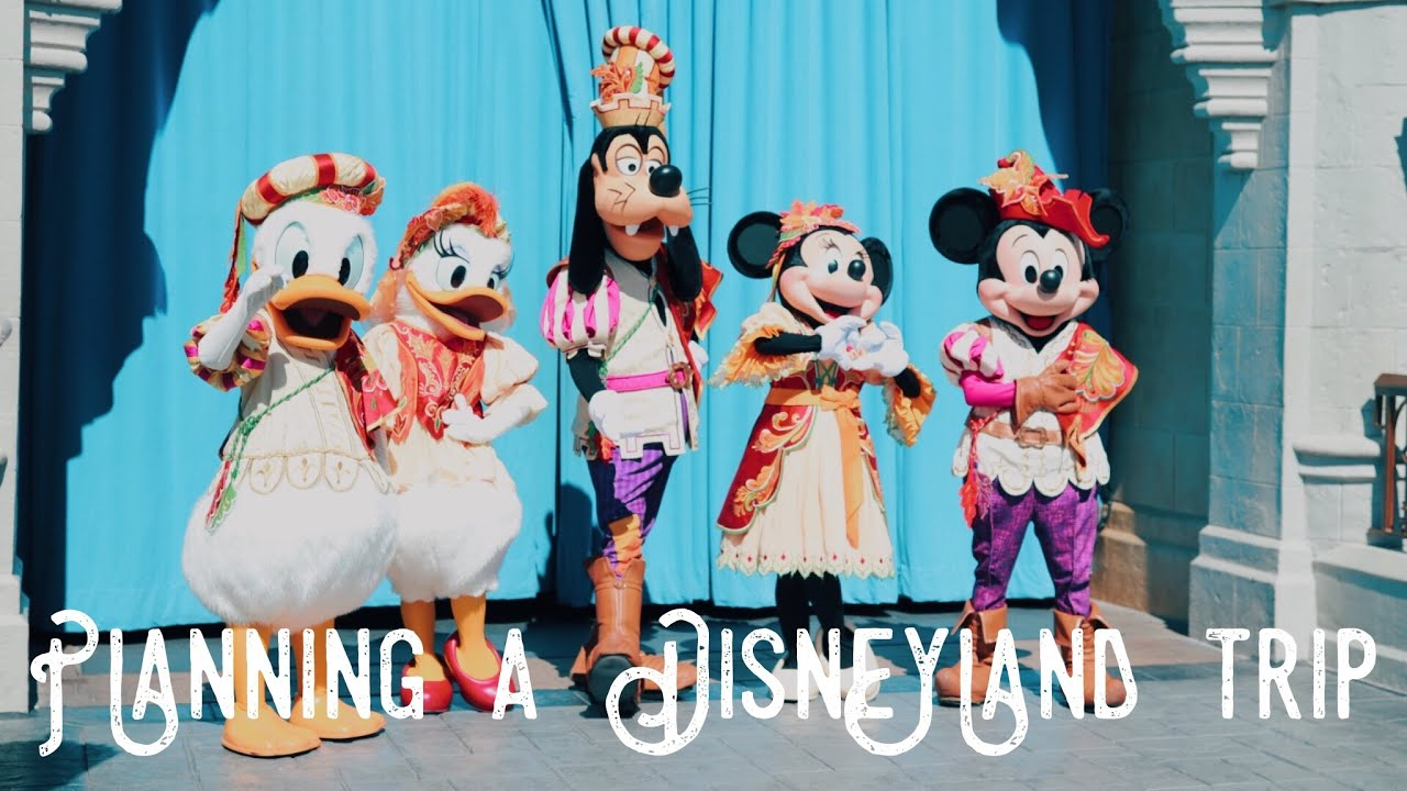 How to plan a disneyland trip youtube how to plan a disneyland trip publicscrutiny Image collections