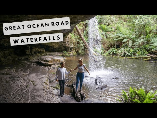 Exploring the Great Ocean Road Waterfalls - 1 DAY ITINERARY