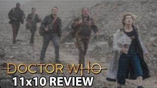 Doctor Who Season 11 Episode 10 'The Battle of Ranskoor Av Kolos' Finale Review