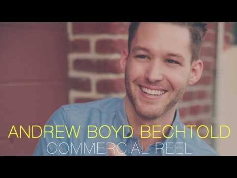 Andrew Boyd Bechtold Commerical reel