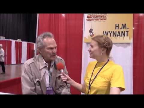 Motor City Comic Con '14: H.M. Wynant