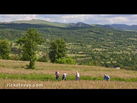 Maramureș, Romania: Traditional Farm Life