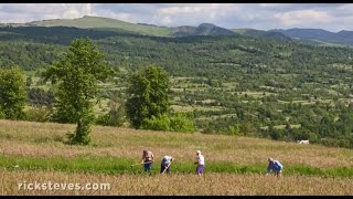Maramures, Romania Traditional Farm Life
