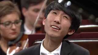 Eric Lu – Piano Concerto in E minor Op. 11 (final stage of the Chopin Competition 2015)