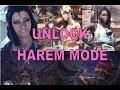 How To Unlock (Secret) HAREM MODE in Monster Hunter World! (Funny)