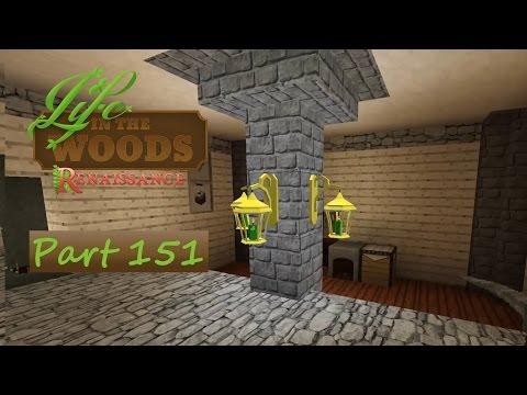 Life in the Woods #151 Schöne Lampen [Let´s Play Minecraft deutsch Let´s Play]