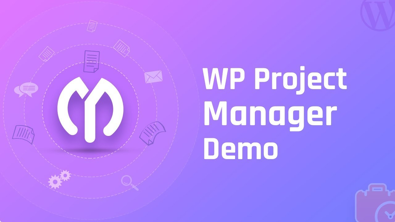WP Project Manager – Project, Task Management & Team