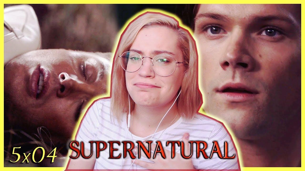 "Download Supernatural Season 5 Episode 4 ""The End"" REACTION!"