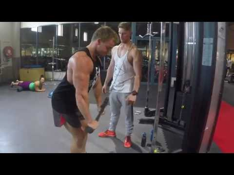 MELBOURNE GYM  |  fitness first  | ARM WORKOUT