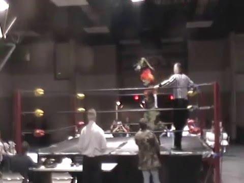 epic championship wrestling  12-5-15  milton  fl