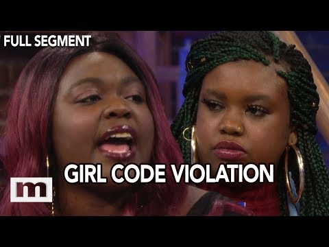 Why Was My Friend Naked With You? | The Maury Show