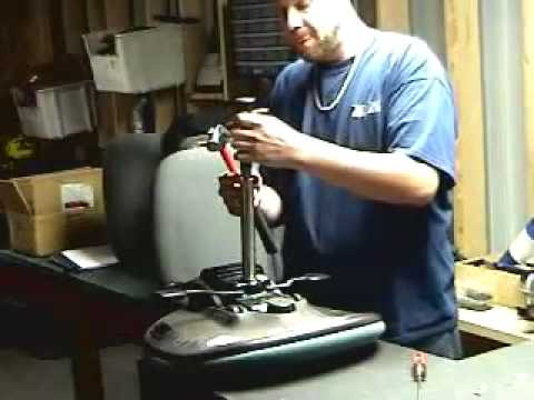 Steelcase Criterion Gas Cylinder Replacement Video Youtube