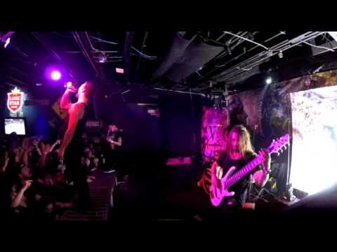 Veil Of Maya - Live @ Dirty Dog Bar 3/6/2016
