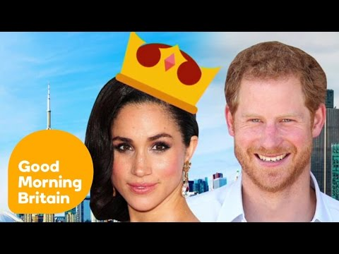 Meghan Markle's Brother Reveals Details on the Royal Romance | Good Morning Britain