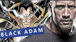 """BLACK ADAM: Das ist der Schurke in """"Shazam""""!"""