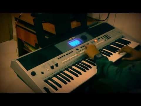 Baaton ko teri-All Is Well-On Keyboard