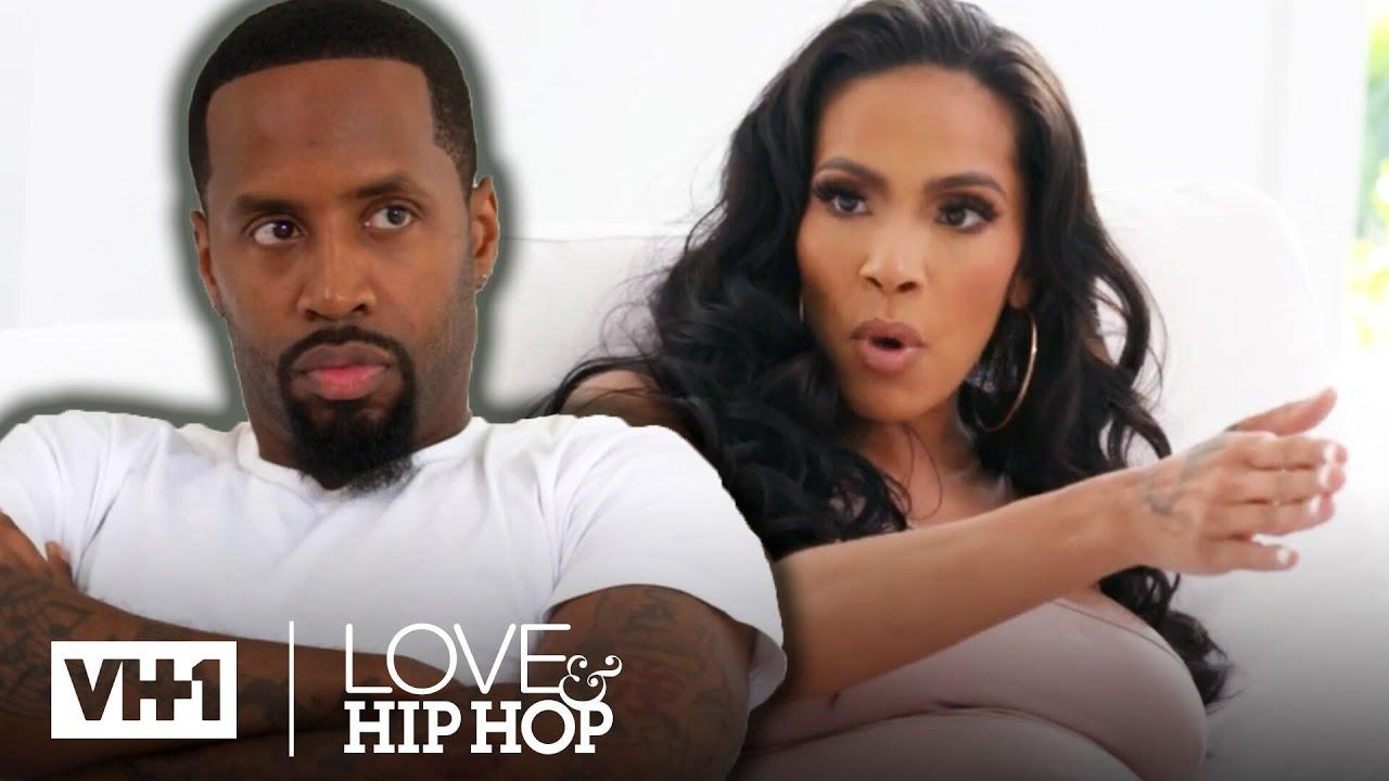 Download Erica & Safaree Finally Come Face-To-Face 💔 Love & Hip Hop Atlanta