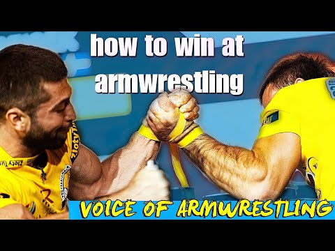 How to ALWAYS Win at ARM WRESTLING (PRO TIPS and TRICKS for beginners)