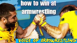 How to ALWAYS Win at ARM WRESTLING (TIPS and TRICKS for beginners)