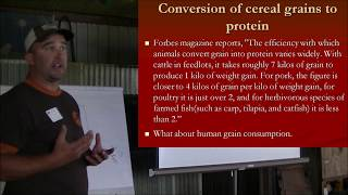 Why Grass Fed Beef? - The Need - (part 1)